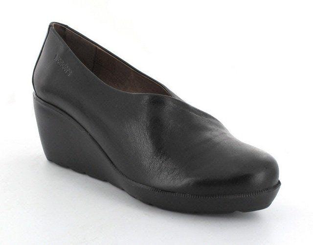 Wonders H2060-30 Black shoe-boots