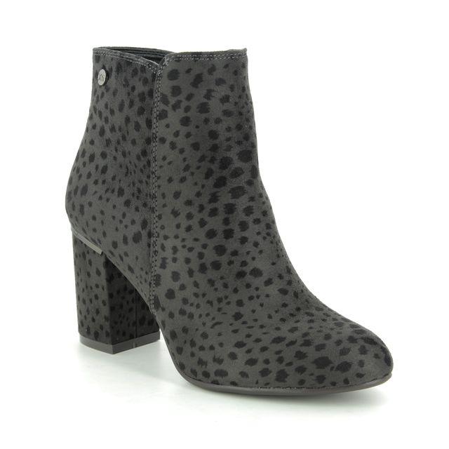 XTI Ankle Boots - Black - 035120/02 ARENALEAP