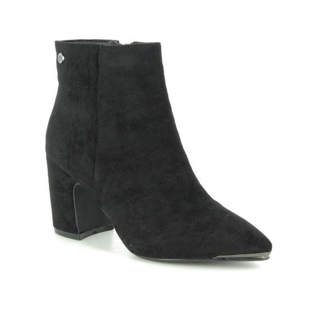 XTI Ankle Boots - Black - 035089/01 HUMEBO