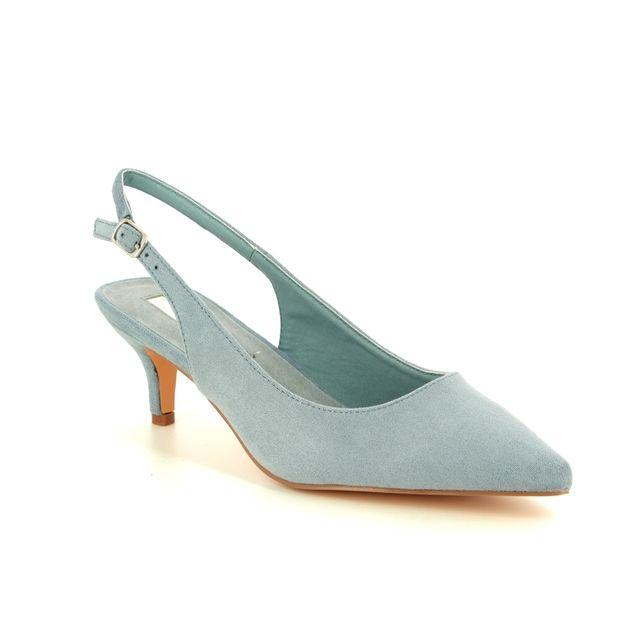 XTI Slingback Shoes - Denim blue - 03501806 HUMESP