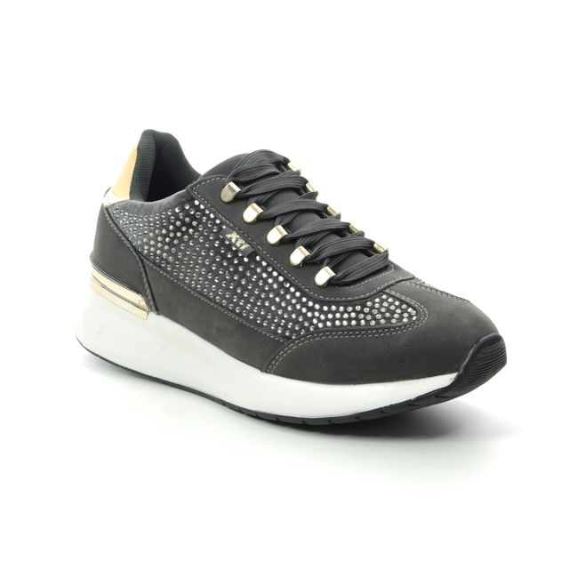 XTI Trainers - Grey - 049506/02 SUSIE