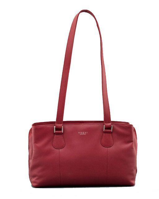 Yoshi Lichfield 8201-98 Red handbag
