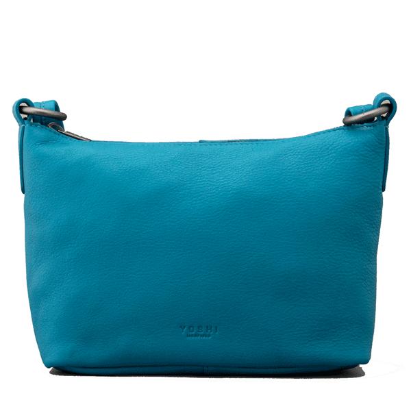 Yoshi Lichfield Yb192  Smlsho 0192-70 Turquoise handbag
