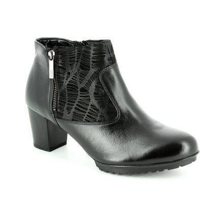 Alpina Fashion Ankle Boots - Black - 7J15/1 SANA 72