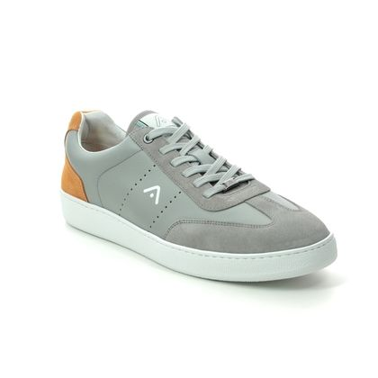 Ambitious Trainers - Grey leather - 103771756AM MOWER