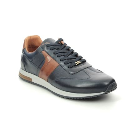 Ambitious Casual Shoes - Navy leather - 104983985AM SLOW