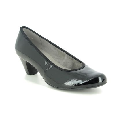 Ara Court Shoes - Black patent - 54220/79 AUCKLAND G FIT