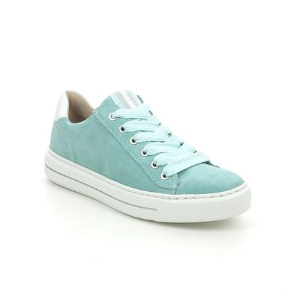 Ara Trainers - Mint Suede - 37428/73 COURTYARD ALTO