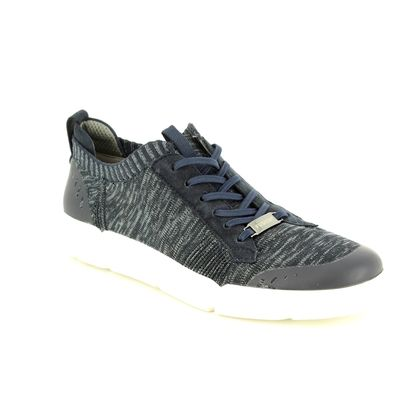 Ara Trainers - Navy - 14412/06 FUSION4 HIGH