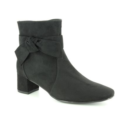 Ara Fashion Ankle Boots - Black - 61613/61 MAYENNE