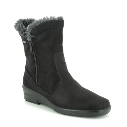 Ara Boots - Ankle - Black - 68501/61 MUENCHEN TEX
