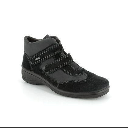 Ara Boots - Ankle - Black - 48518/61 MUNICH VELCRO GORE-TEX