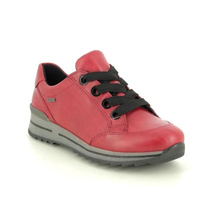 Ara Walking Shoes - Red leather - 24528/06 OSAKA SPORT GTX