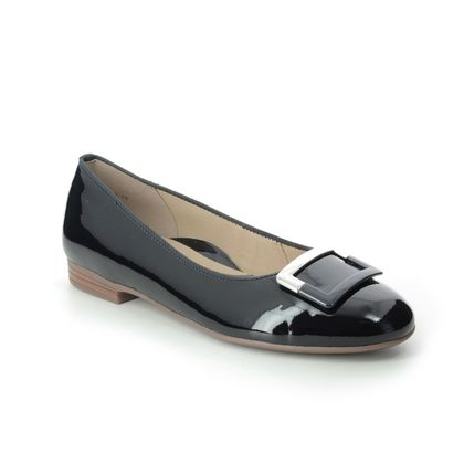 Ara Pumps - Navy patent leather - 31332/09 SARDINIA BUCK