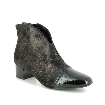 Ara Boots - Ankle - Black - 16605/75 VICENZA