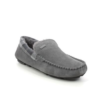 Barbour Slippers & Mules - Grey - MSL0001/GY12 MONTY