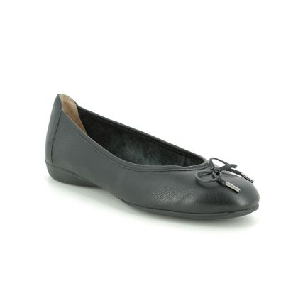 Begg Exclusive Pumps - Black leather - M6536/30 GAMBI