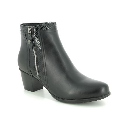 Begg Exclusive Ankle Boots - Black - B82132/80 ROSANDRA