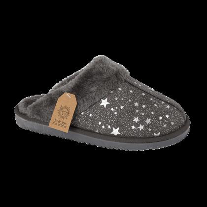 Begg Shoes Slippers & Mules - Grey - 0506/ TIGGI