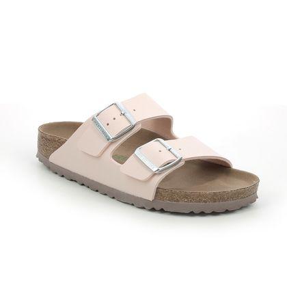 Birkenstock Slide Sandals - Pink - 1019635/60 ARIZONA VEGAN