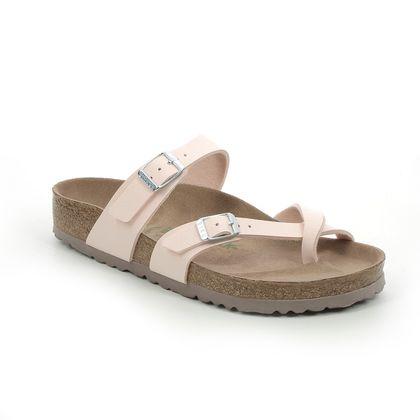 Birkenstock Toe Post Sandals - Pink - 1018488/60 MAYARI VEGAN