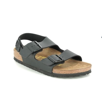Birkenstock Comfortable Sandals - Black - 0034793 MILANO LADIES