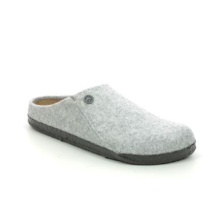 Birkenstock Slippers - Light Grey - 1014934/00 ZERMATT LADIES