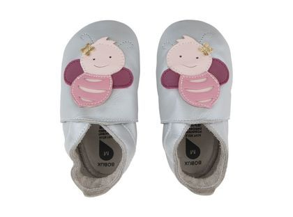Bobux 1st Shoes & Prewalkers - Silver - 1000/01709 BEE
