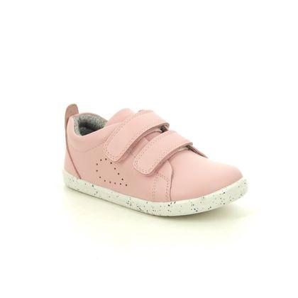 Bobux Girls Shoes - Pink - 6337/09 GRASS COURT IWALK
