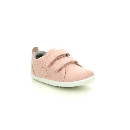 Bobux 1st Shoes & Prewalkers - Pink - 7289/09 GRASS COURT STEP UP