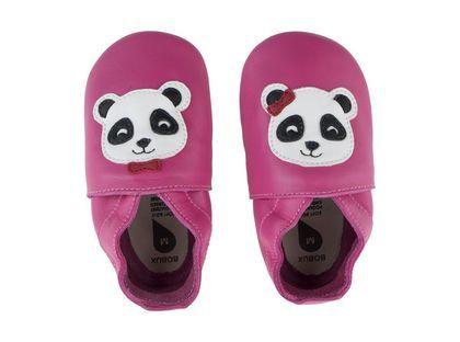 Bobux 1st Shoes & Prewalkers - Pink - 1000/01405 PANDA