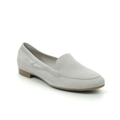 Bugatti Loafers and Moccasins - Beige suede - 41191260/1200 ANAMICA