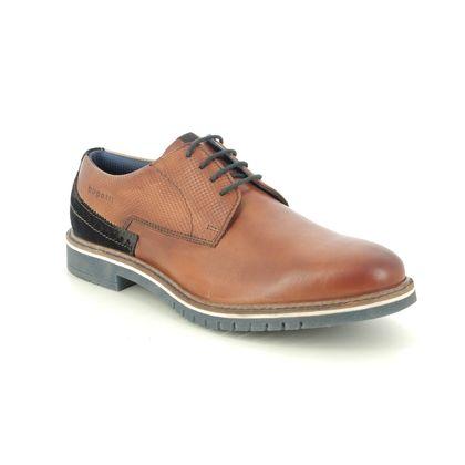 Bugatti Smart Shoes - Tan - 31283701/6341 CAJ