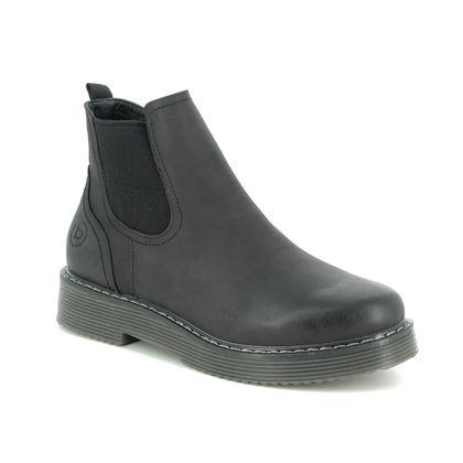 Bugatti Chelsea Boots - Black - 4315493A/1000 NERIA CHELSEA