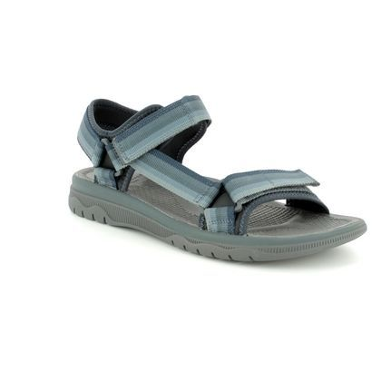 Clarks Sandals - Grey - 3279/67G BALTA REEF
