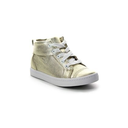 Clarks 1st Shoes & Prewalkers - Gold - 3788/46F CITY OASIS HI
