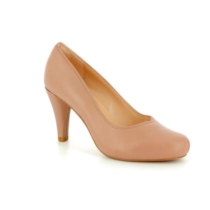 Clarks Heeled Shoes - Nude - 3226/64D DALIA ROSE
