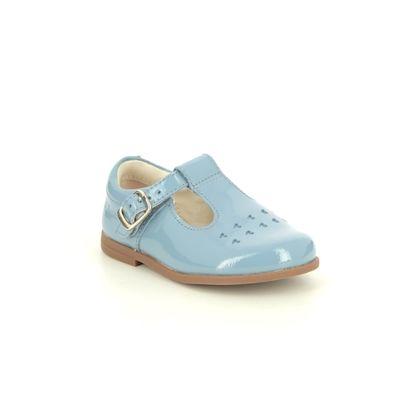 Clarks 1st Shoes & Prewalkers - Blue - 576547G DREW PLAY T
