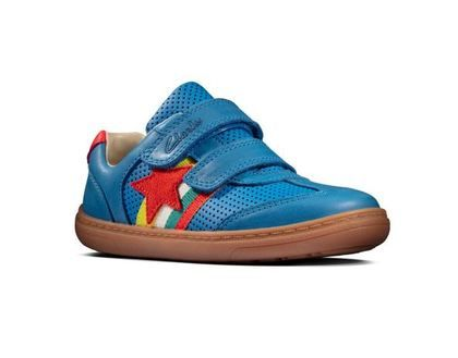 Clarks Flash Metra T Boys First Shoes