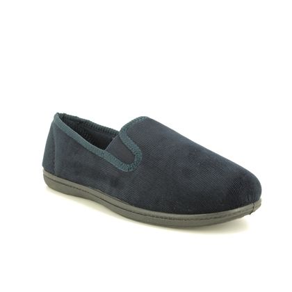Clarks Slippers & Mules - Navy - 427787G KING TWIN