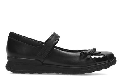 Clarks Girls Shoes - Black - 2662/97G MARIEL WISH JN
