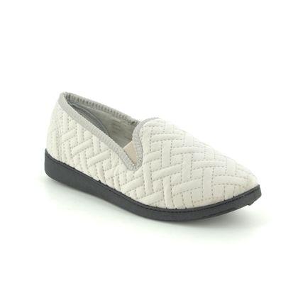 Clarks Slippers - Beige - 563184D MARSHA BELLE