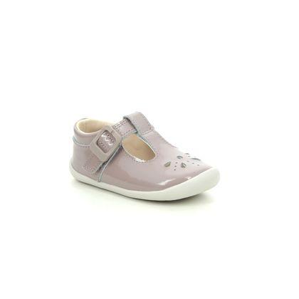 Clarks 1st Shoes & Prewalkers - Pink - 434636F ROAMER STAR T