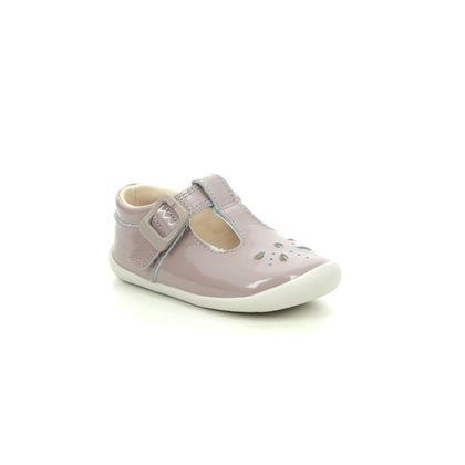 Clarks 1st Shoes & Prewalkers - Pink - 434637G ROAMER STAR T