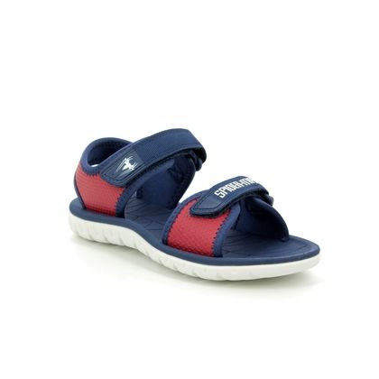 Clarks Sandals - Red multi - 423067G SURFING WEB K