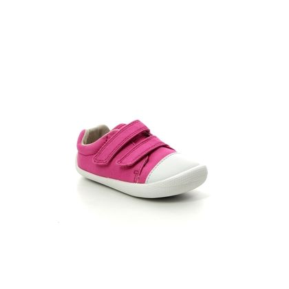Clarks 1st Shoes & Prewalkers - Pink - 3360/27G TINY TREASURE