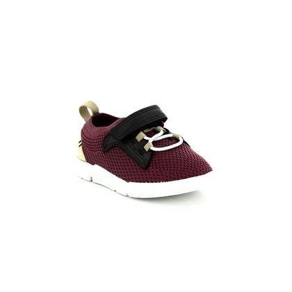 Clarks 1st Shoes & Prewalkers - Red multi - 3769/97G TRI HERO