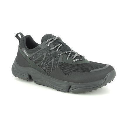 Clarks Walking Shoes - Black - 525157G TRIPATH TREK GTX
