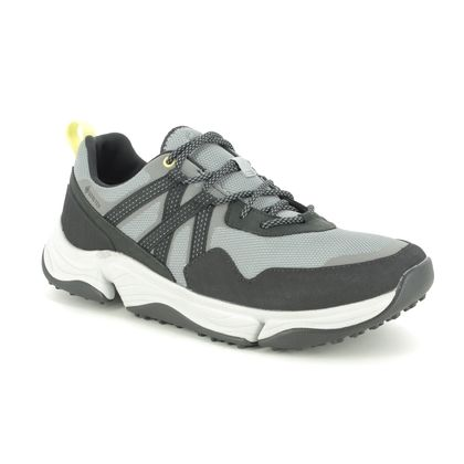 Clarks Walking Shoes - Grey - 566357G TRIPATH TREK GTX