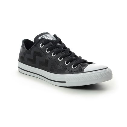 Converse Trainers - Dark Grey - 565437C/009 ALLSTAR GLAM DUNK